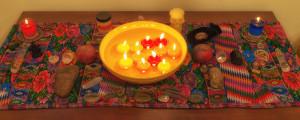 Altar of Perfect Balance - Autumnal Equinox
